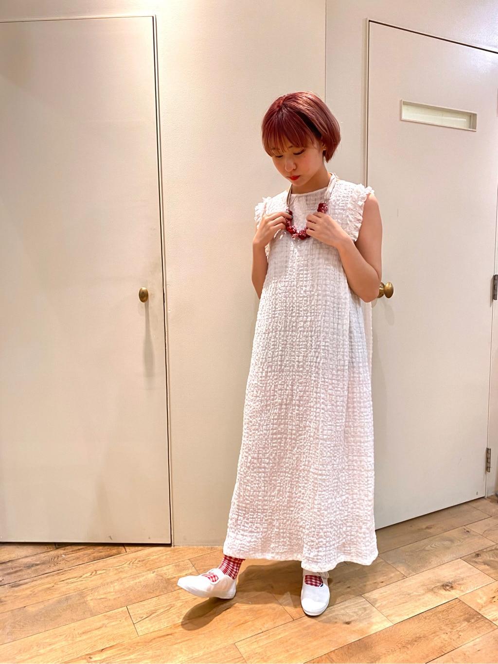 bulle de savon 新宿ミロード 身長:157cm 2020.07.04