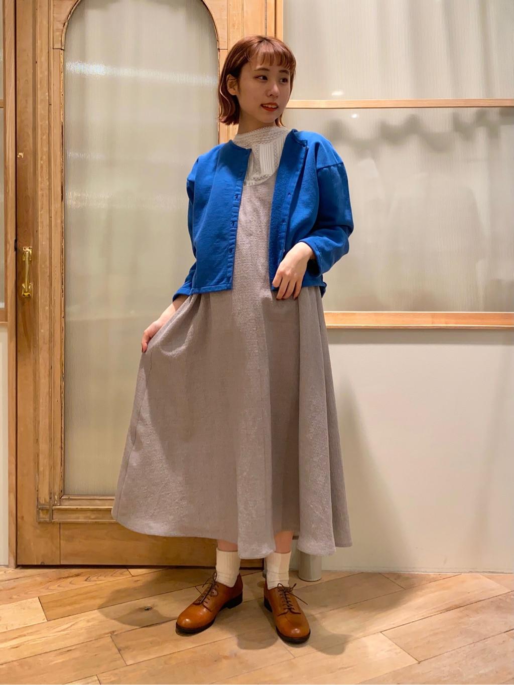 bulle de savon 新宿ミロード 身長:157cm 2020.12.18