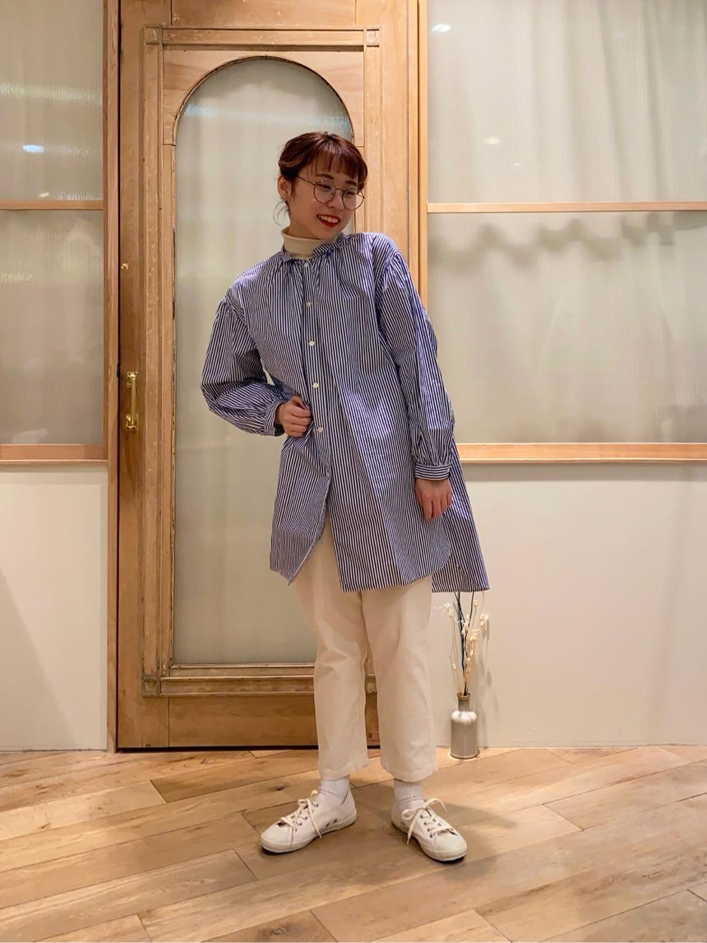 bulle de savon 新宿ミロード 身長:157cm 2020.12.15