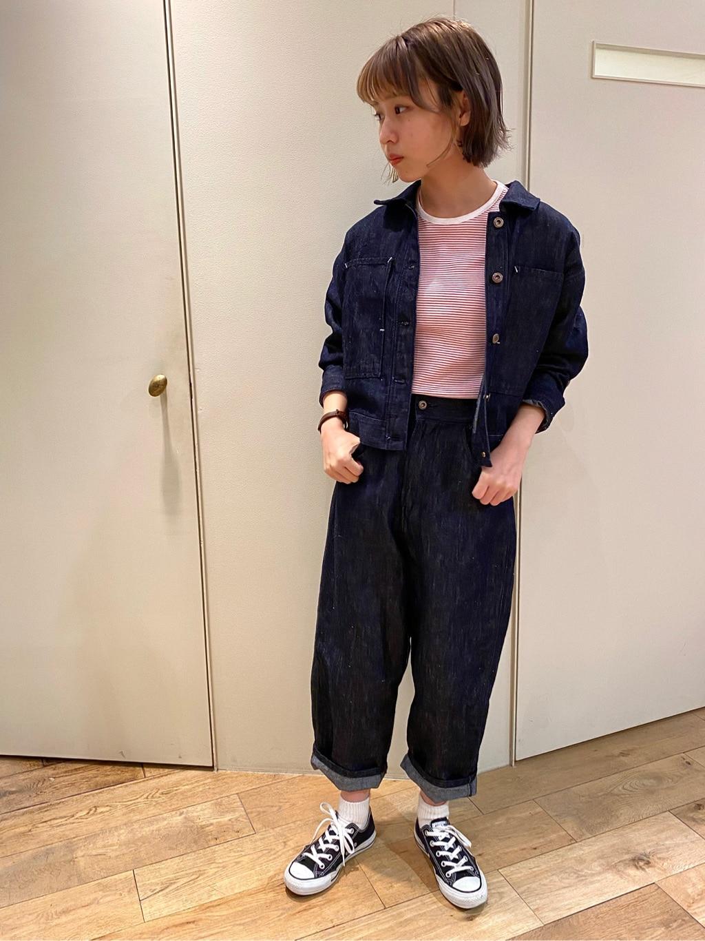bulle de savon 新宿ミロード 身長:157cm 2020.09.09