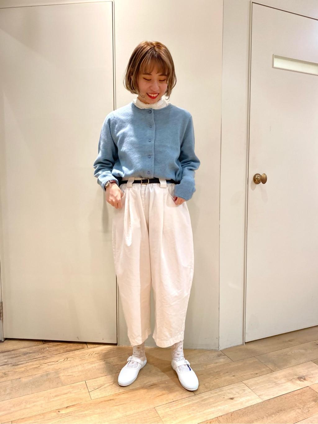 bulle de savon 新宿ミロード 身長:157cm 2020.09.26