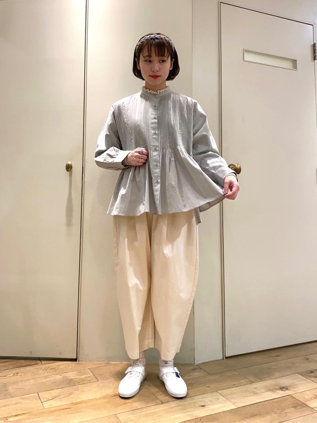 bulle de savon 新宿ミロード 身長:157cm 2021.01.26
