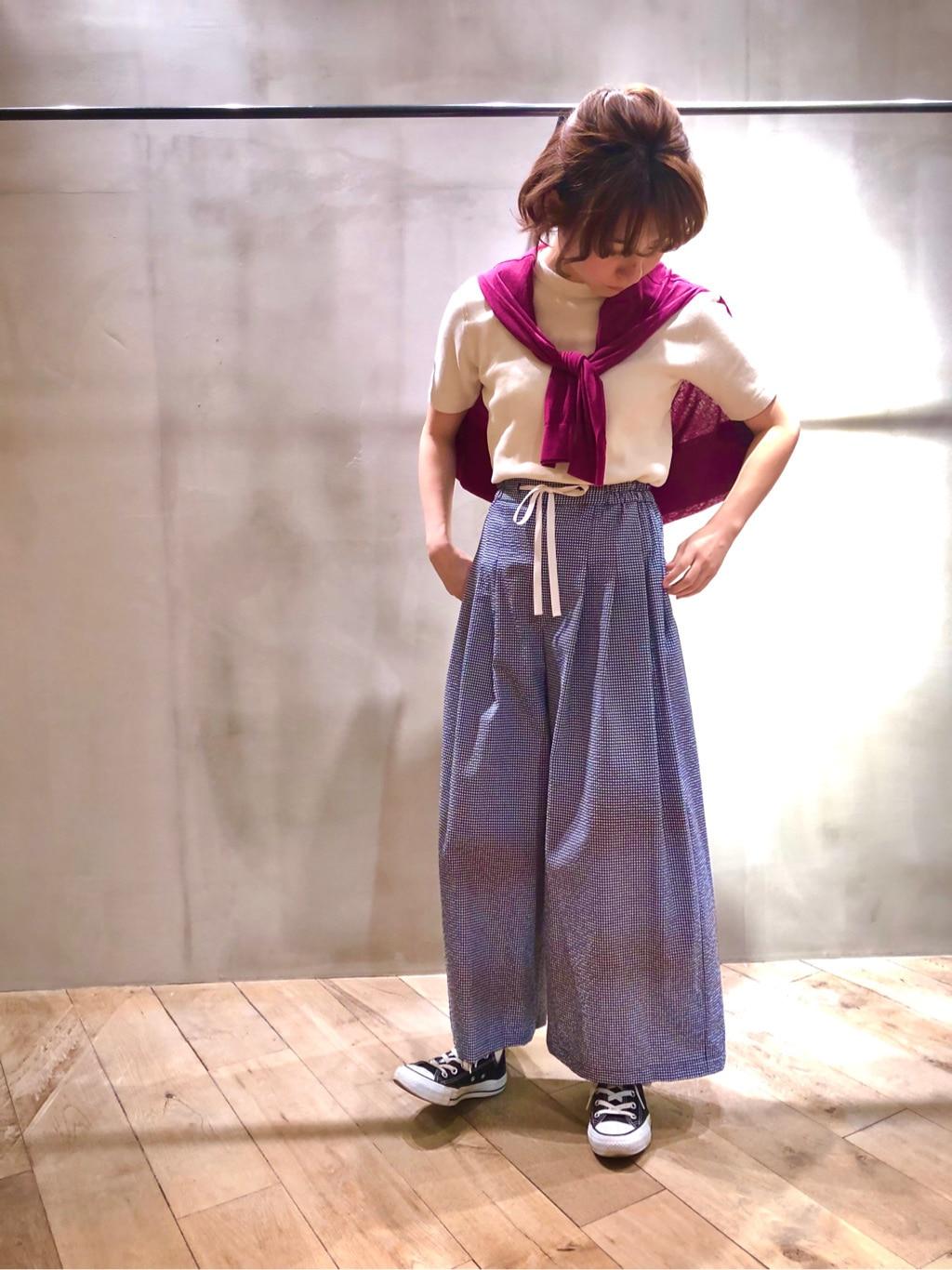 bulle de savon 新宿ミロード 身長:157cm 2020.04.17