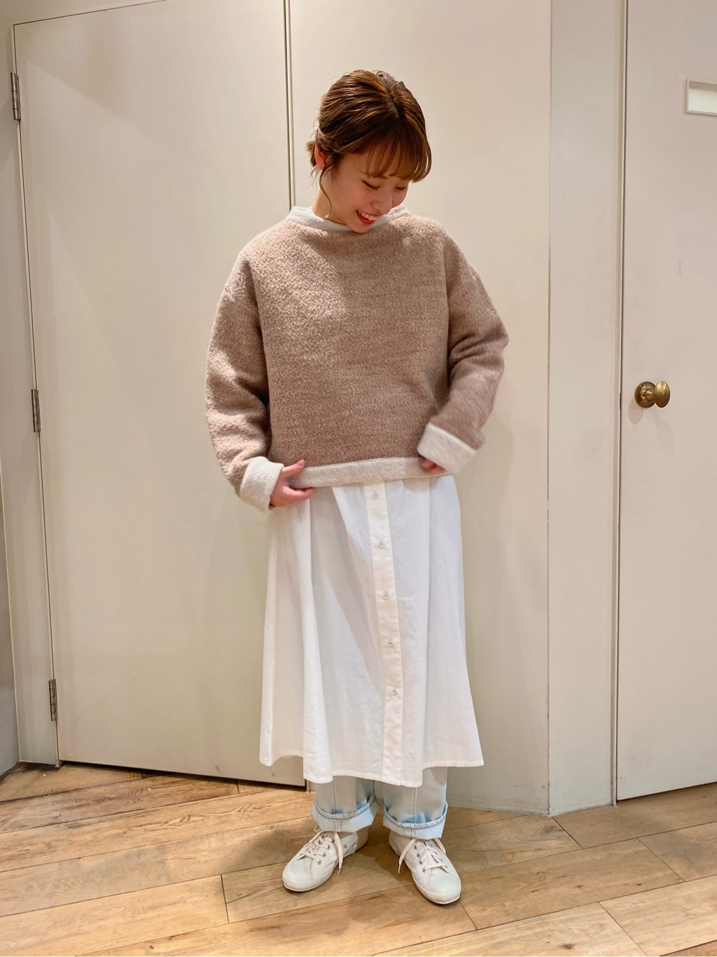 bulle de savon 新宿ミロード 身長:157cm 2020.11.16