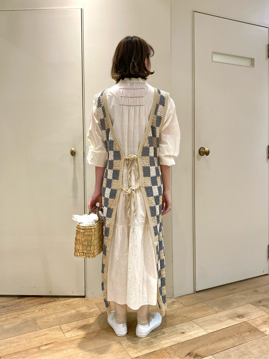 bulle de savon 新宿ミロード 身長:157cm 2021.03.31