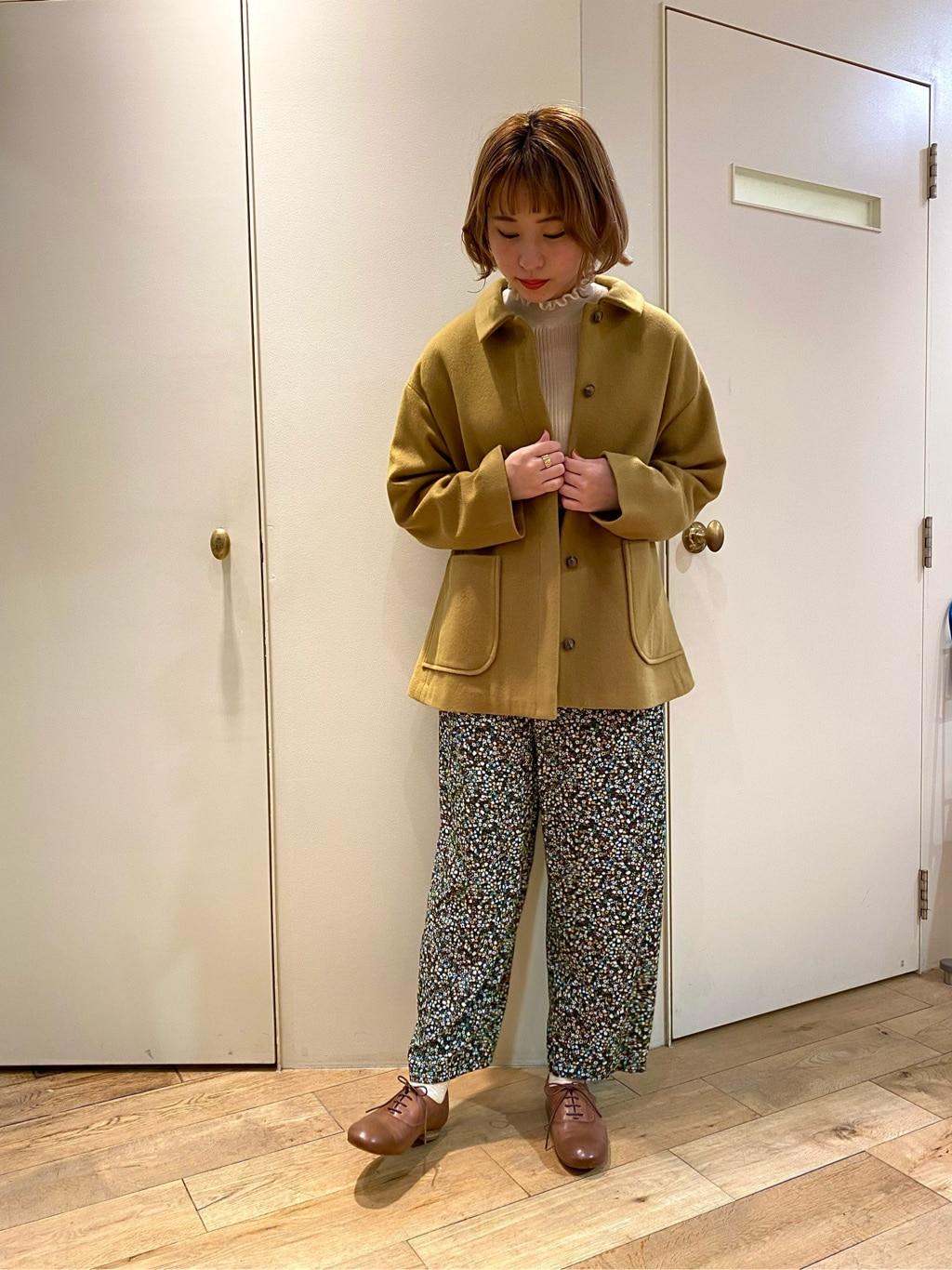 bulle de savon 新宿ミロード 身長:157cm 2020.10.15