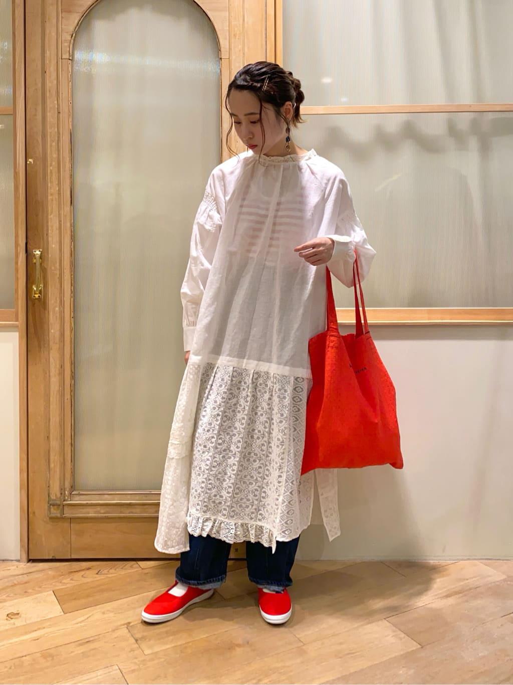 bulle de savon 新宿ミロード 身長:157cm 2021.08.24