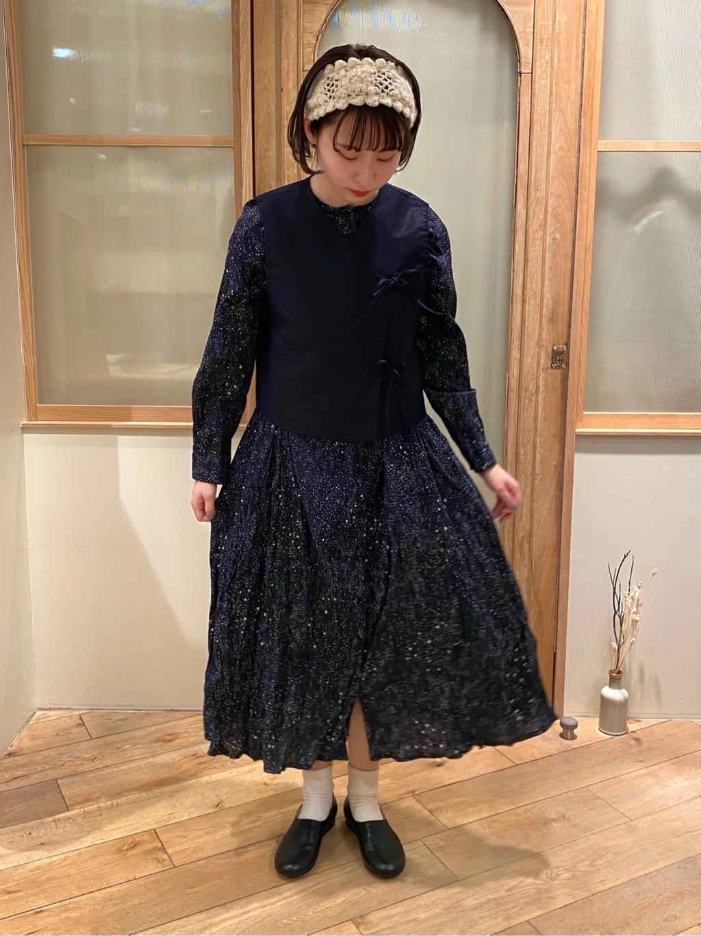 bulle de savon 新宿ミロード 身長:157cm 2021.01.12