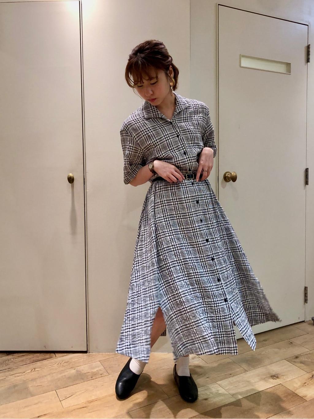 bulle de savon 新宿ミロード 身長:157cm 2020.06.12