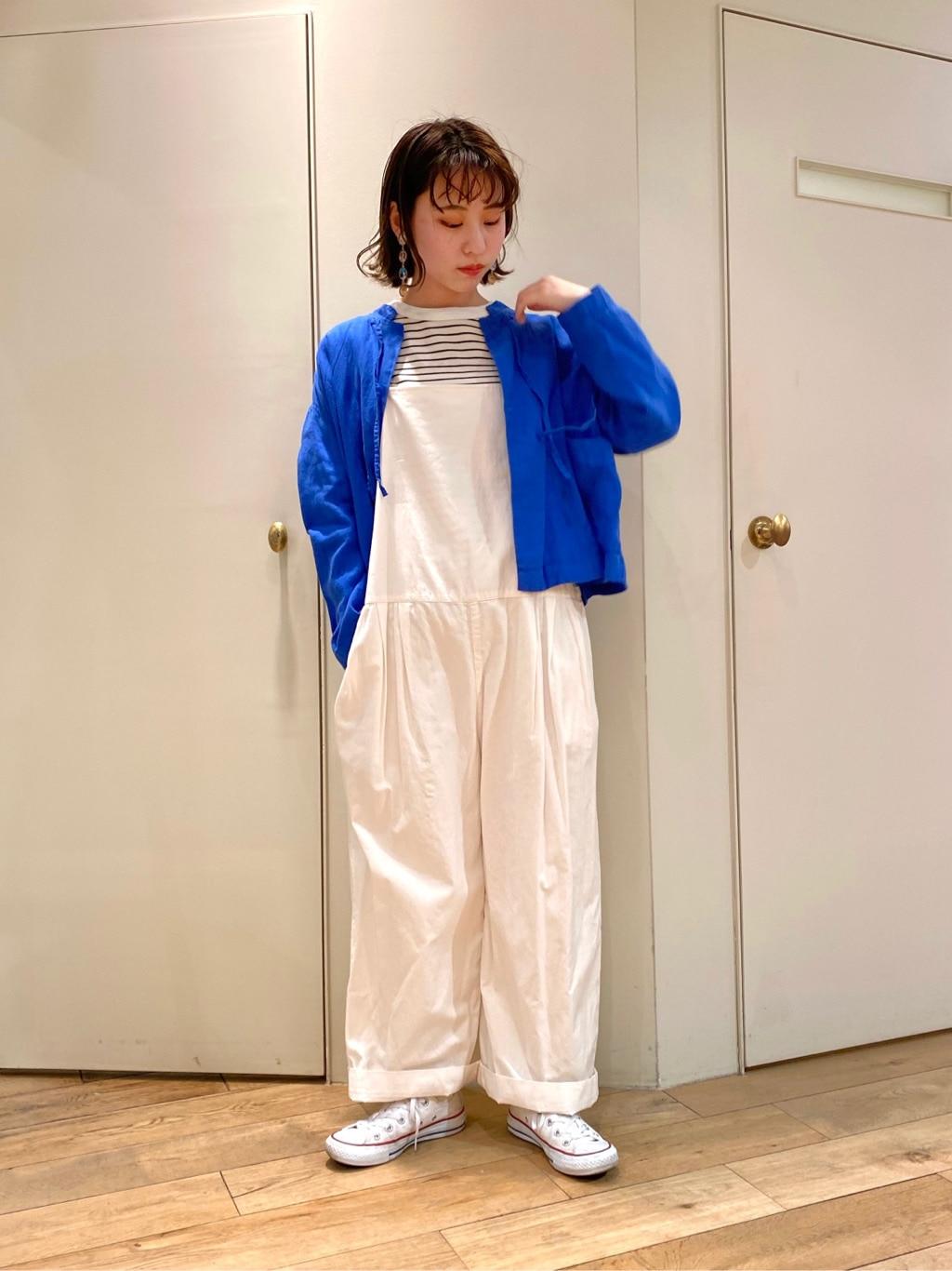 bulle de savon 新宿ミロード 身長:157cm 2021.03.25