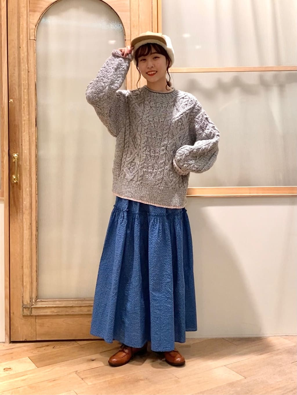bulle de savon 新宿ミロード 身長:157cm 2021.09.20
