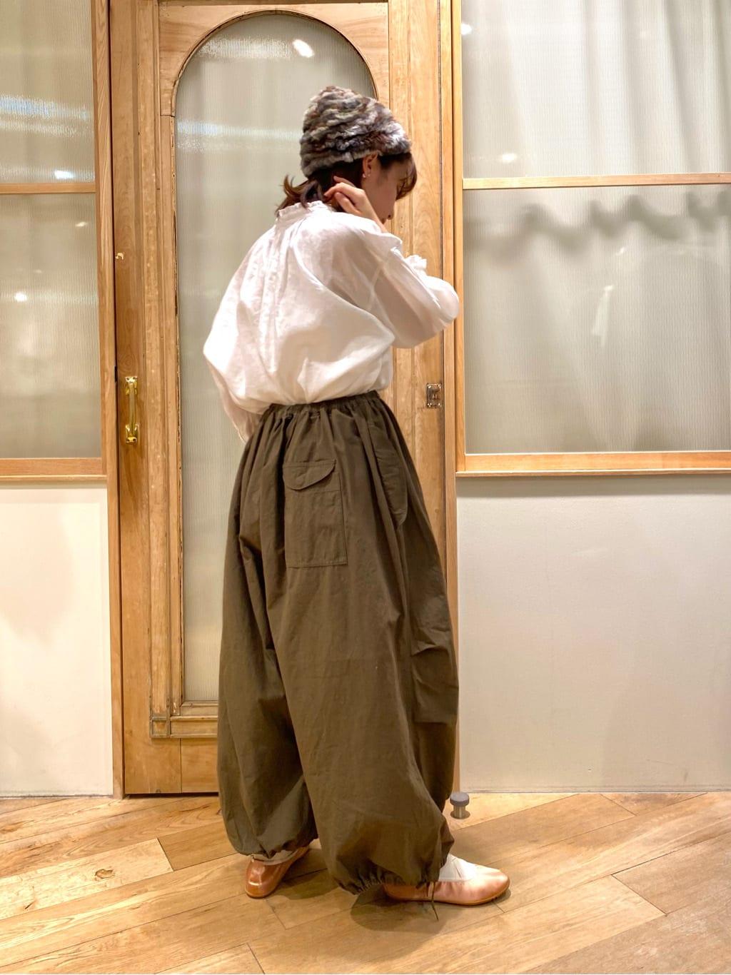 bulle de savon 新宿ミロード 身長:157cm 2021.09.09