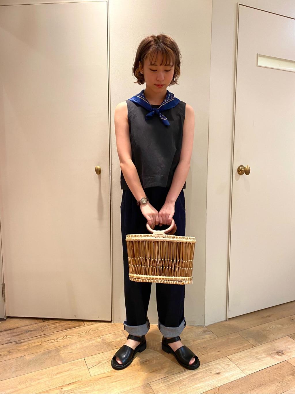 bulle de savon 新宿ミロード 身長:157cm 2020.08.06