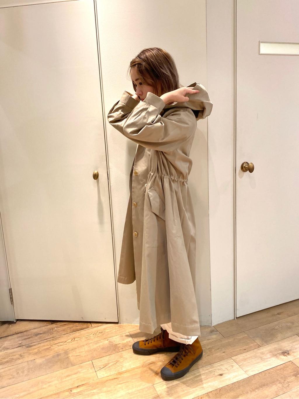 bulle de savon 新宿ミロード 身長:157cm 2020.09.21
