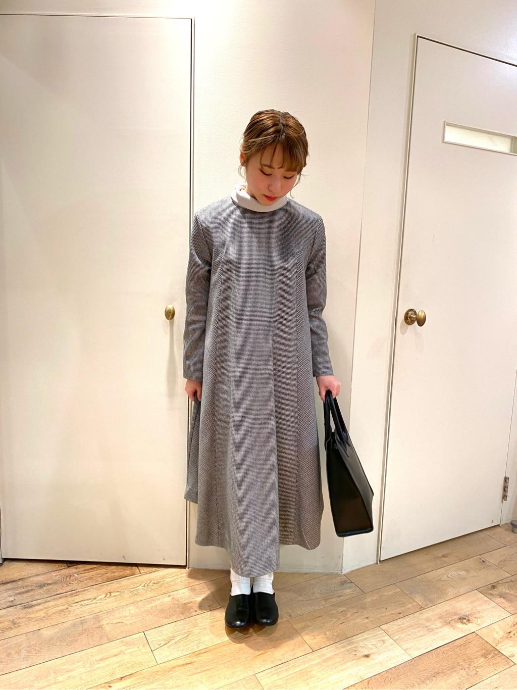bulle de savon 新宿ミロード 身長:157cm 2020.11.18