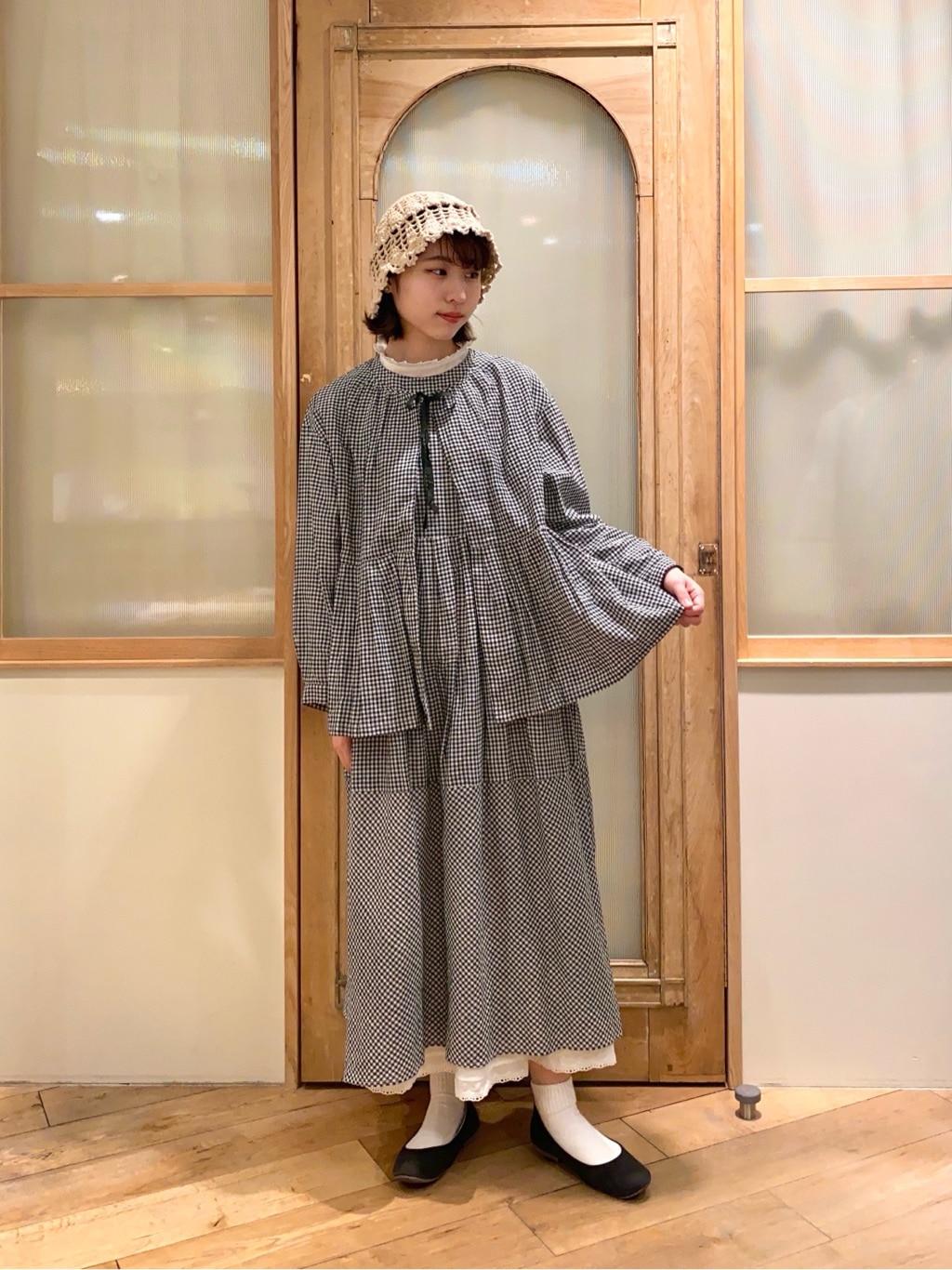 bulle de savon 新宿ミロード 身長:157cm 2021.04.06