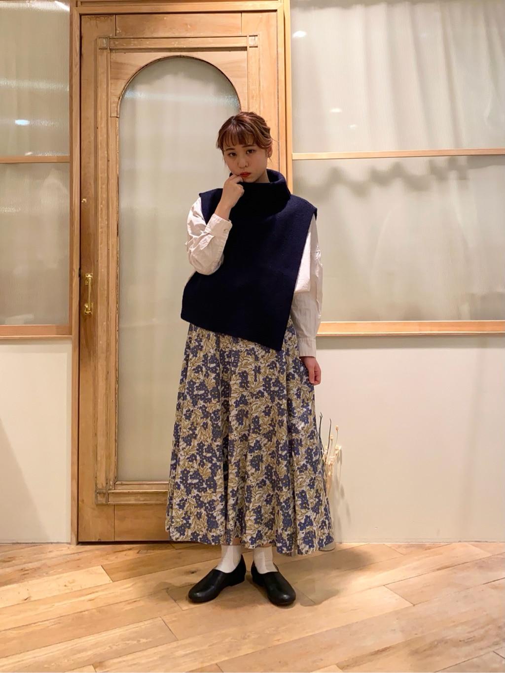 bulle de savon 新宿ミロード 身長:157cm 2020.12.16