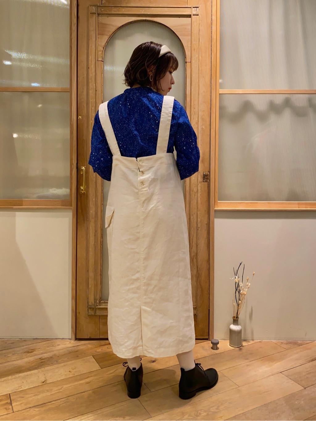 bulle de savon 新宿ミロード 身長:157cm 2021.01.15