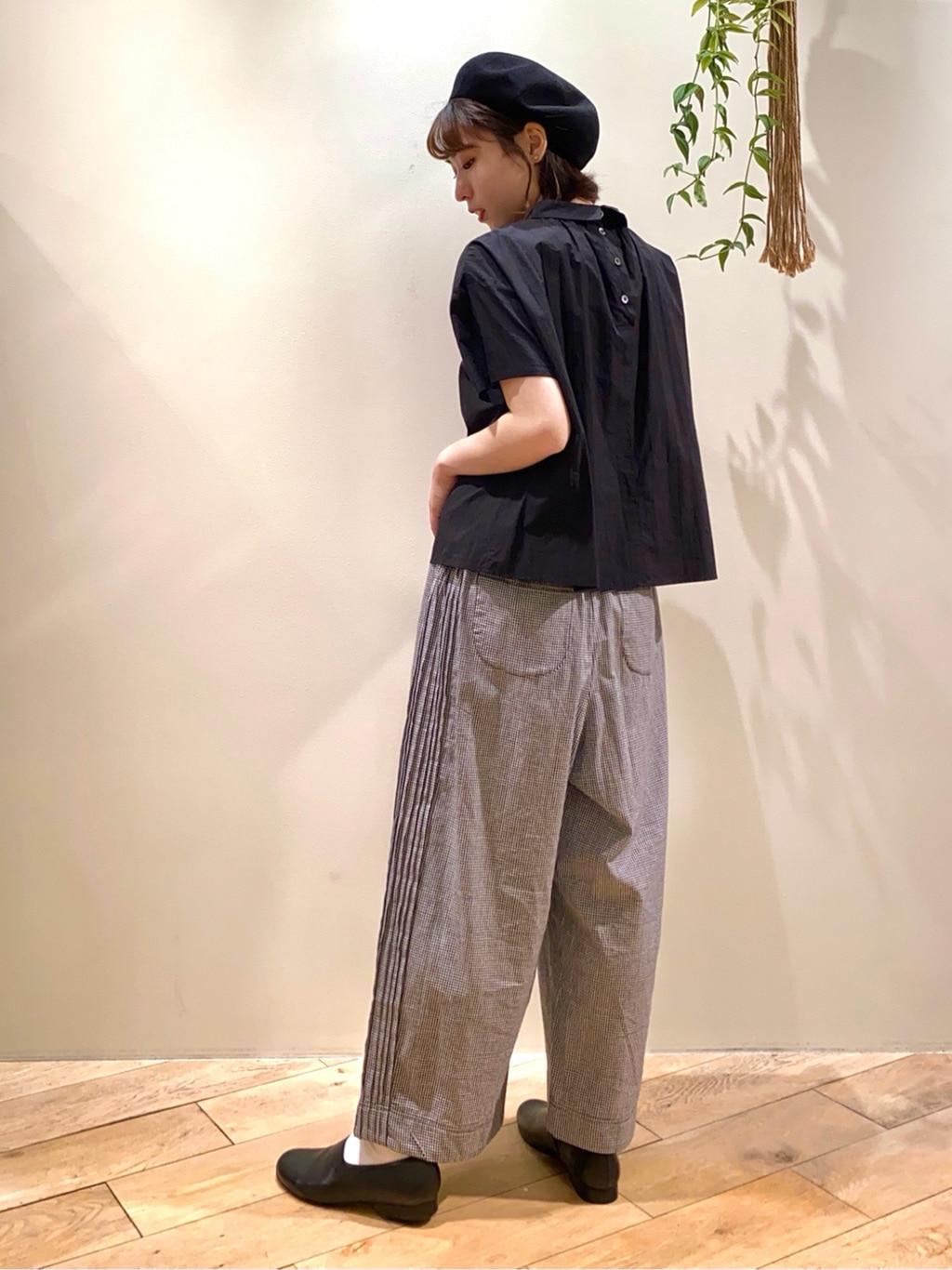 bulle de savon 新宿ミロード 身長:157cm 2021.04.16