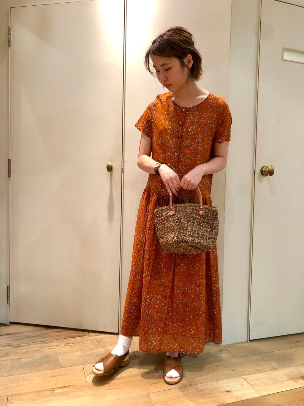bulle de savon 新宿ミロード 身長:157cm 2020.06.11