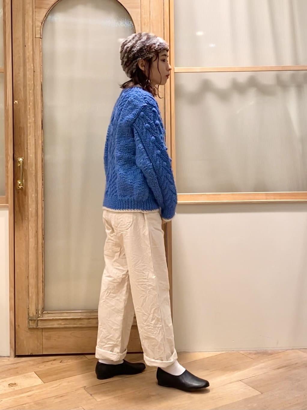 bulle de savon 新宿ミロード 身長:157cm 2021.09.21