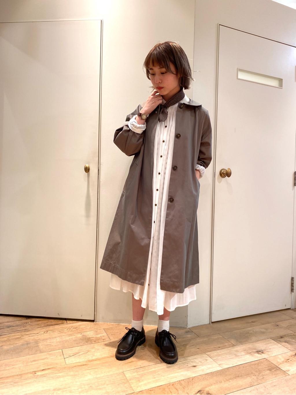 bulle de savon 新宿ミロード 身長:157cm 2020.09.12