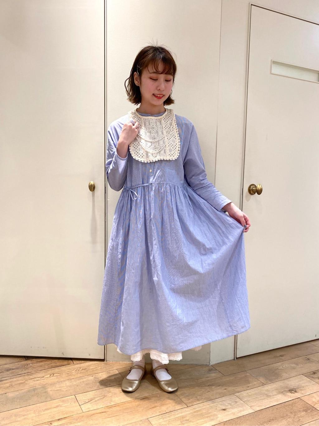 bulle de savon 新宿ミロード 身長:157cm 2021.03.26