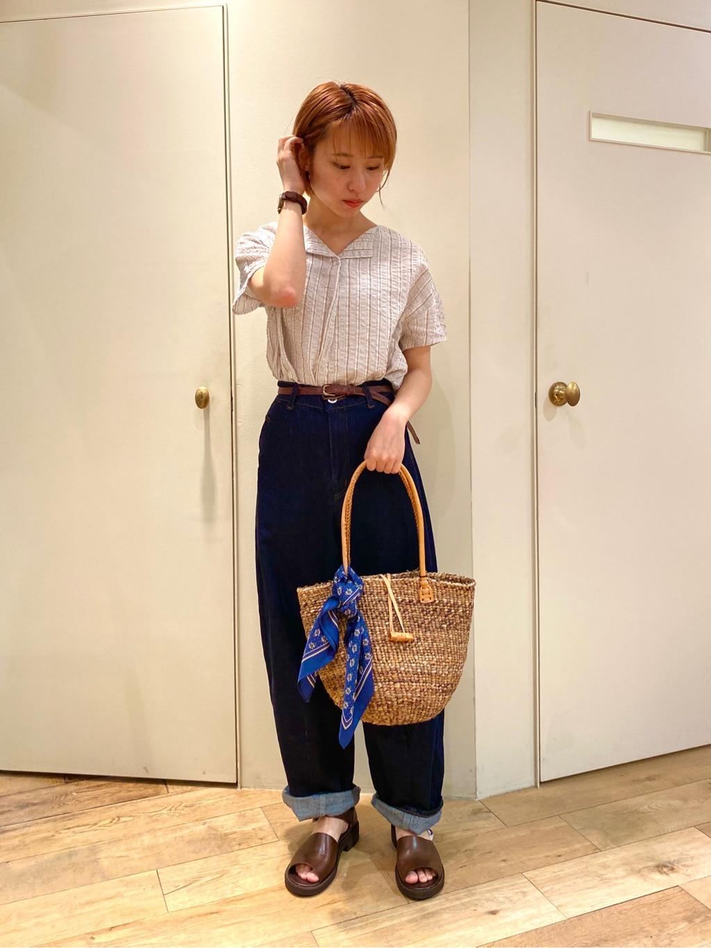 bulle de savon 新宿ミロード 身長:157cm 2020.07.21