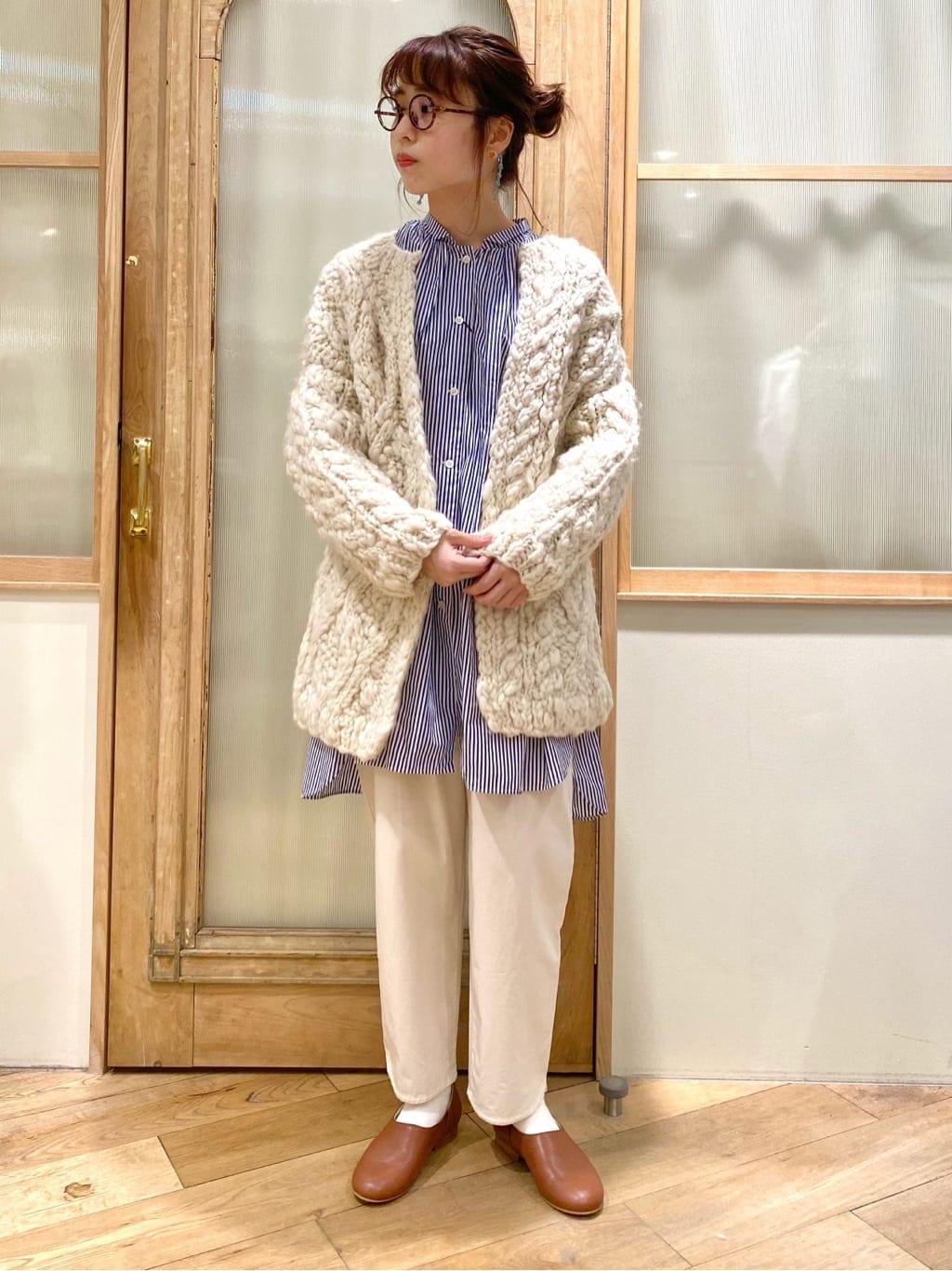 bulle de savon 新宿ミロード 身長:157cm 2021.10.04