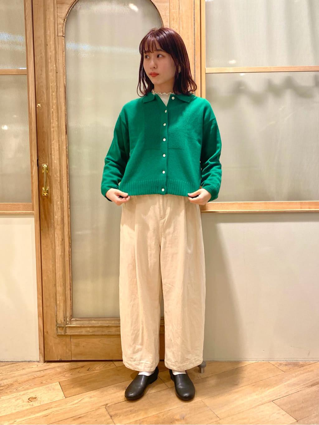 bulle de savon 新宿ミロード 身長:157cm 2021.09.11