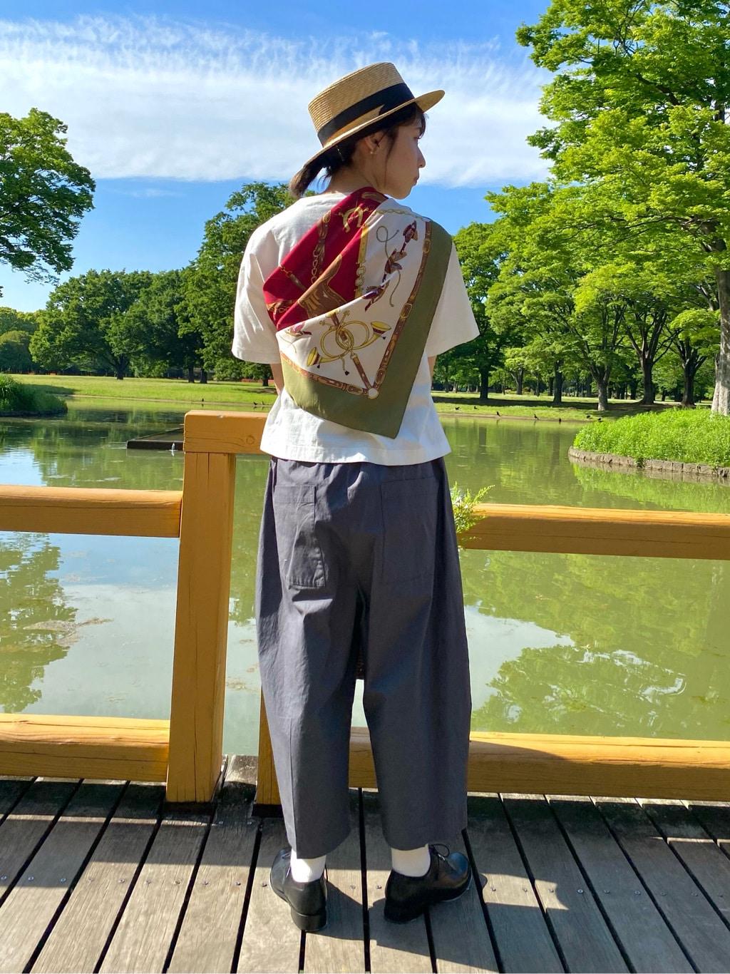 bulle de savon 新宿ミロード 身長:157cm 2021.05.13