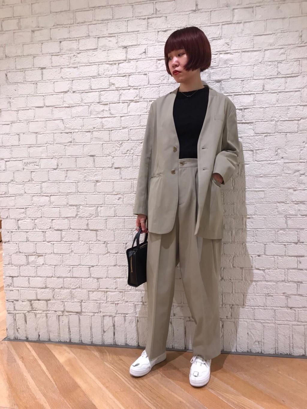 l'atelier du savon 東京スカイツリータウン・ソラマチ 身長:162cm 2020.06.12