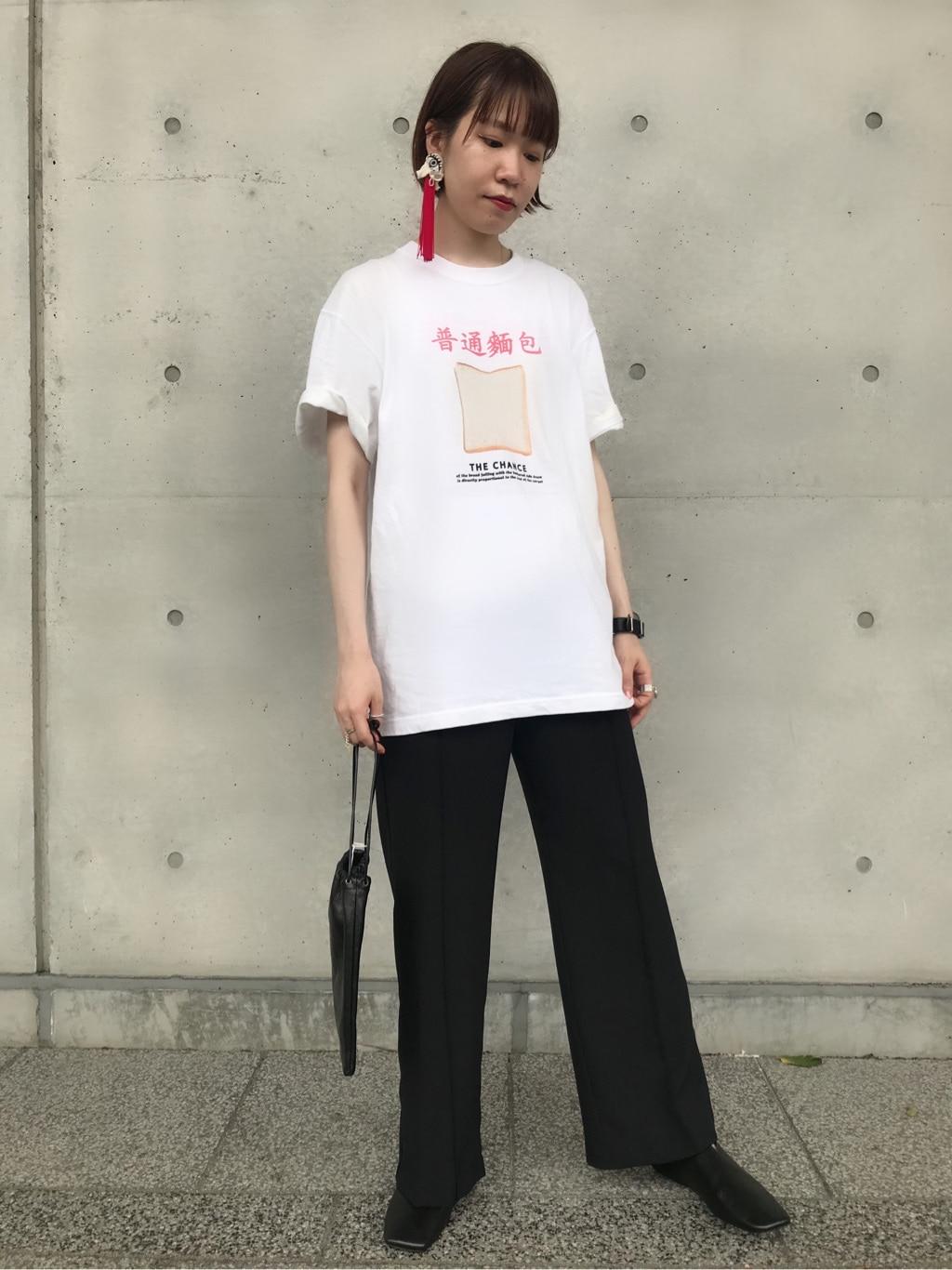 l'atelier du savon 東京スカイツリータウン・ソラマチ 身長:162cm 2020.08.16