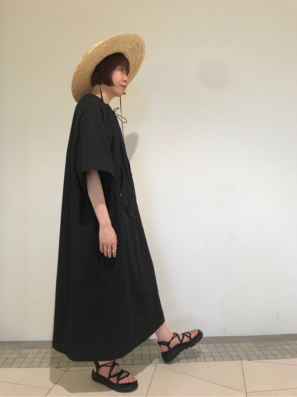 l'atelier du savon 東京スカイツリータウン・ソラマチ 身長:162cm 2020.07.03