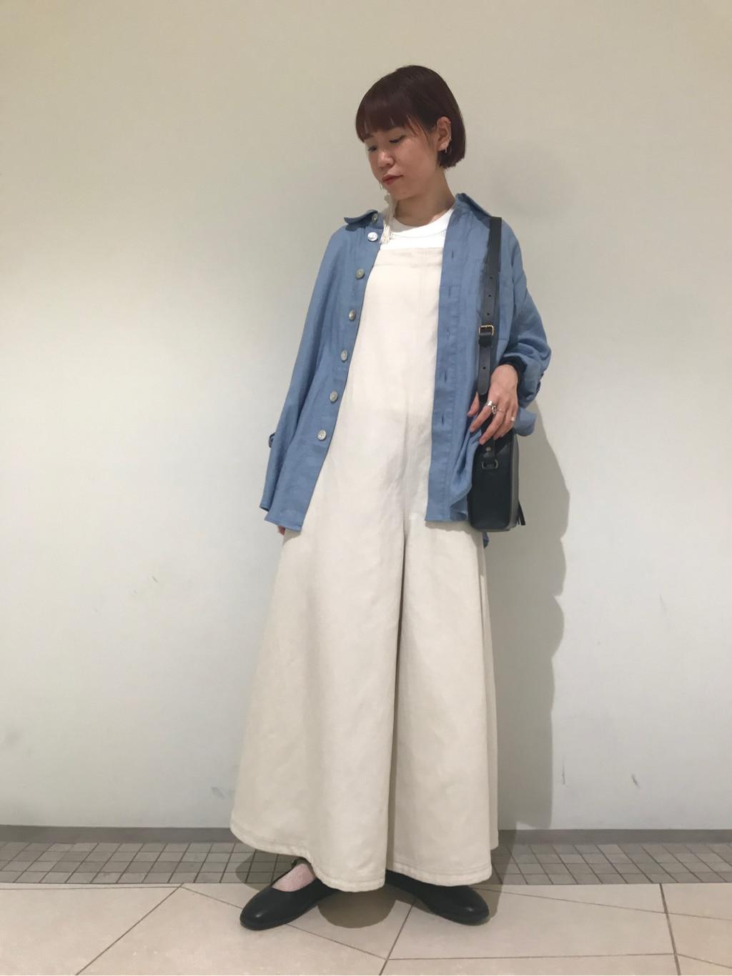 l'atelier du savon 東京スカイツリータウン・ソラマチ 身長:162cm 2020.07.30
