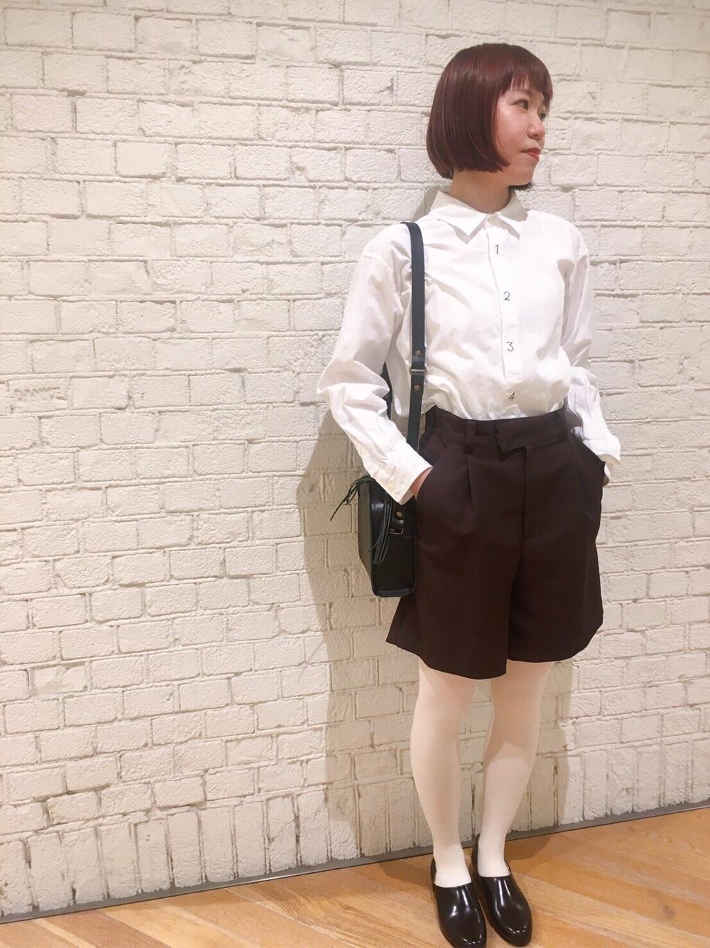 l'atelier du savon グランフロント大阪 身長:162cm 2020.04.19