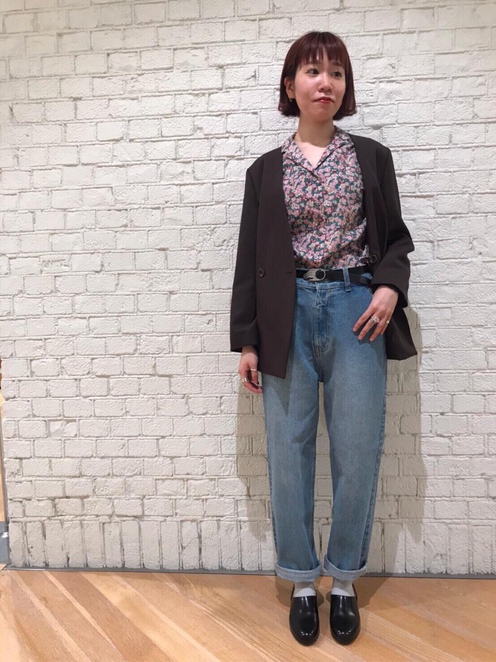 l'atelier du savon グランフロント大阪 身長:162cm 2020.04.17