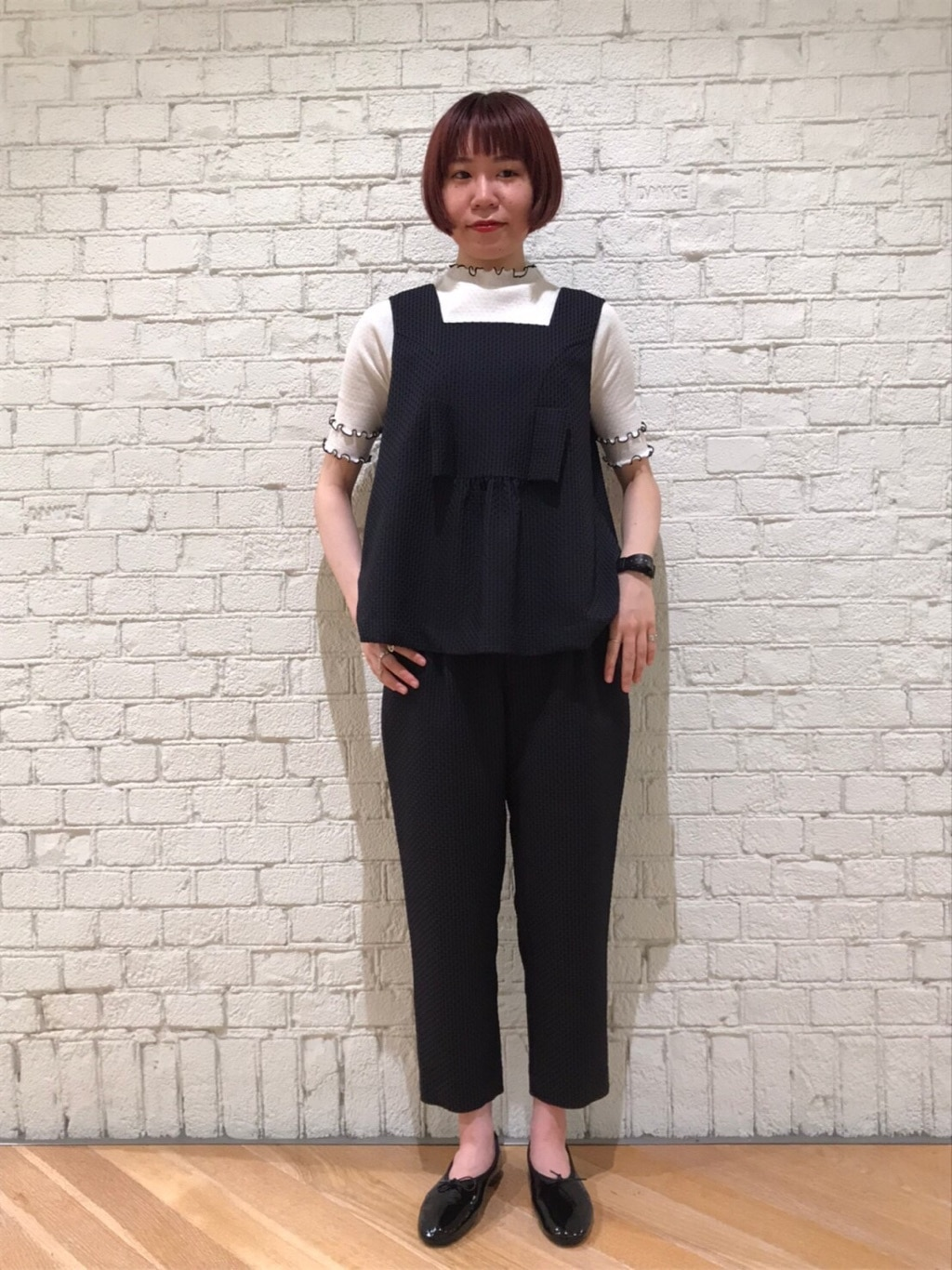 l'atelier du savon 東京スカイツリータウン・ソラマチ 身長:162cm 2020.06.10