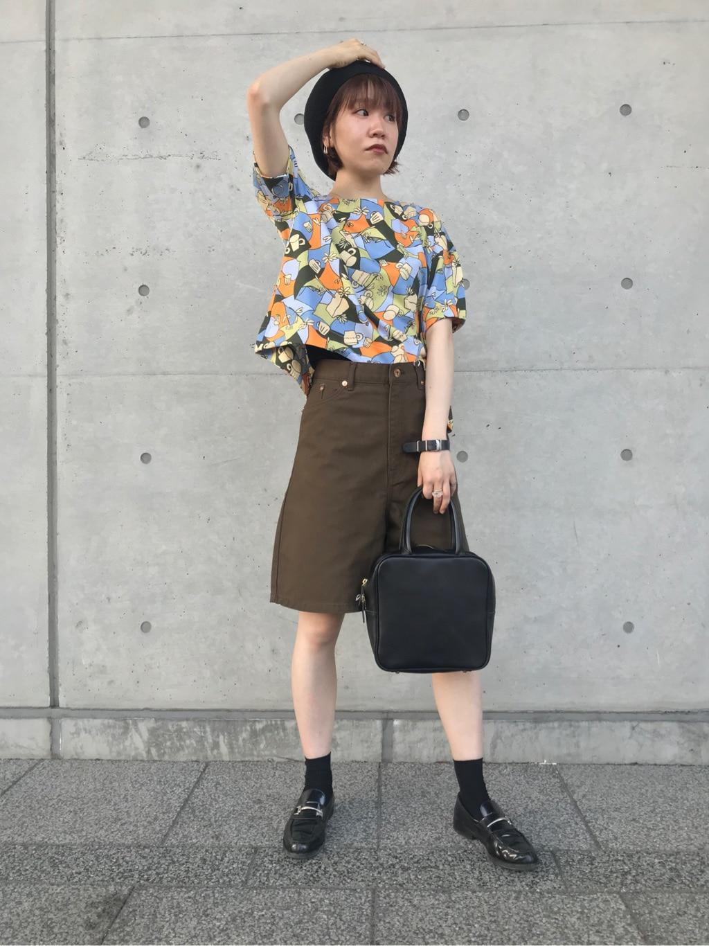 l'atelier du savon 東京スカイツリータウン・ソラマチ 身長:162cm 2020.08.14