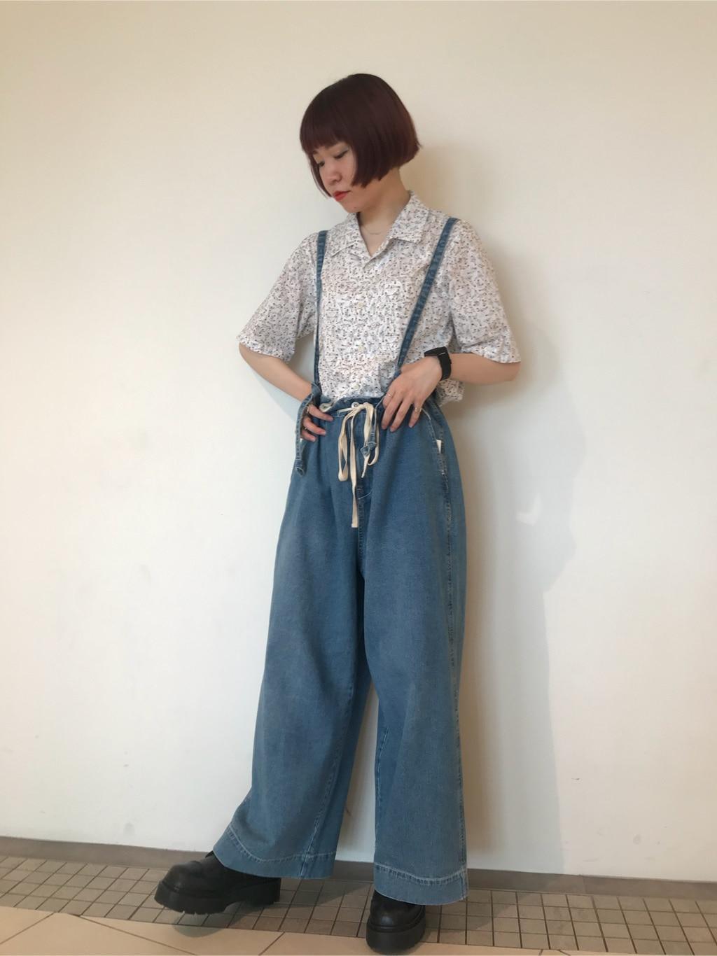 l'atelier du savon 東京スカイツリータウン・ソラマチ 身長:162cm 2020.06.09