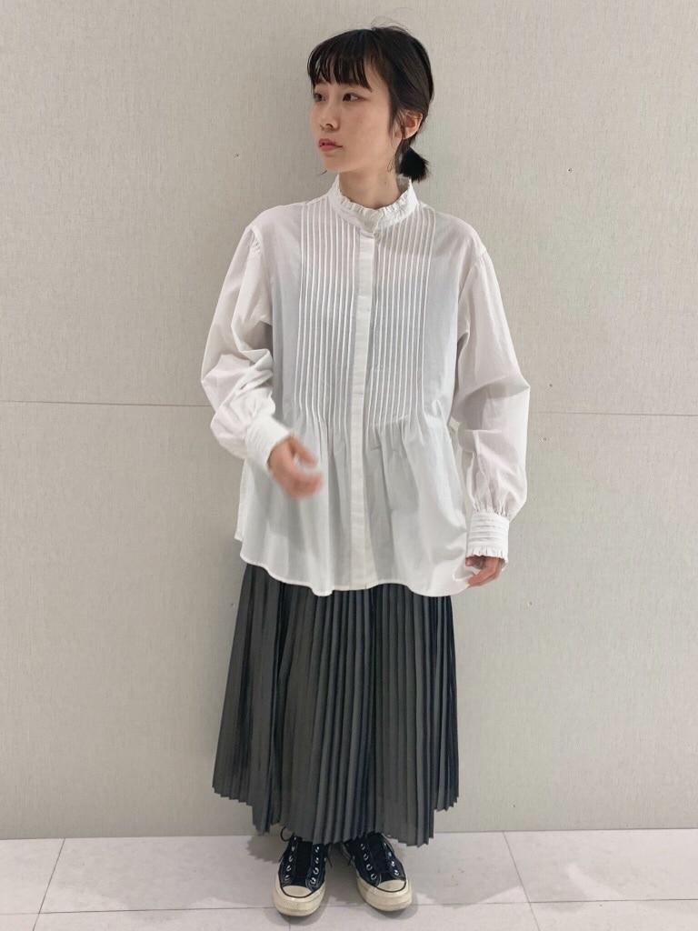 l'atelier du savon 広島パルコ 身長:153cm 2019.10.08