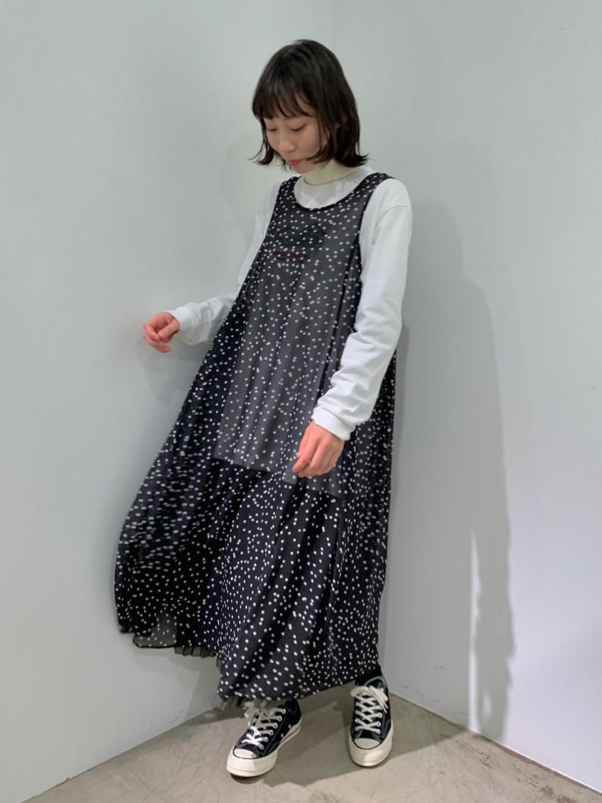 l'atelier du savon 広島パルコ 身長:153cm 2020.02.13