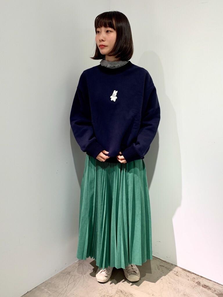 l'atelier du savon 広島パルコ 身長:153cm 2019.12.03