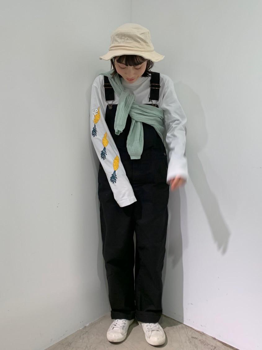 l'atelier du savon 広島パルコ 身長:153cm 2020.02.12