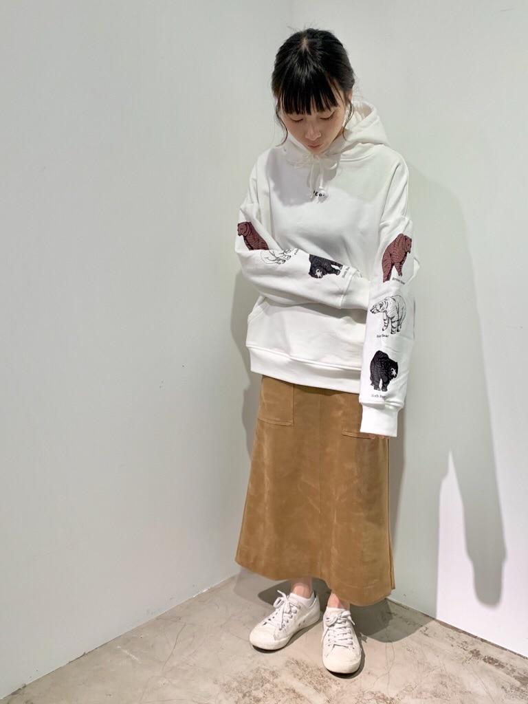 l'atelier du savon 広島パルコ 身長:153cm 2019.10.17