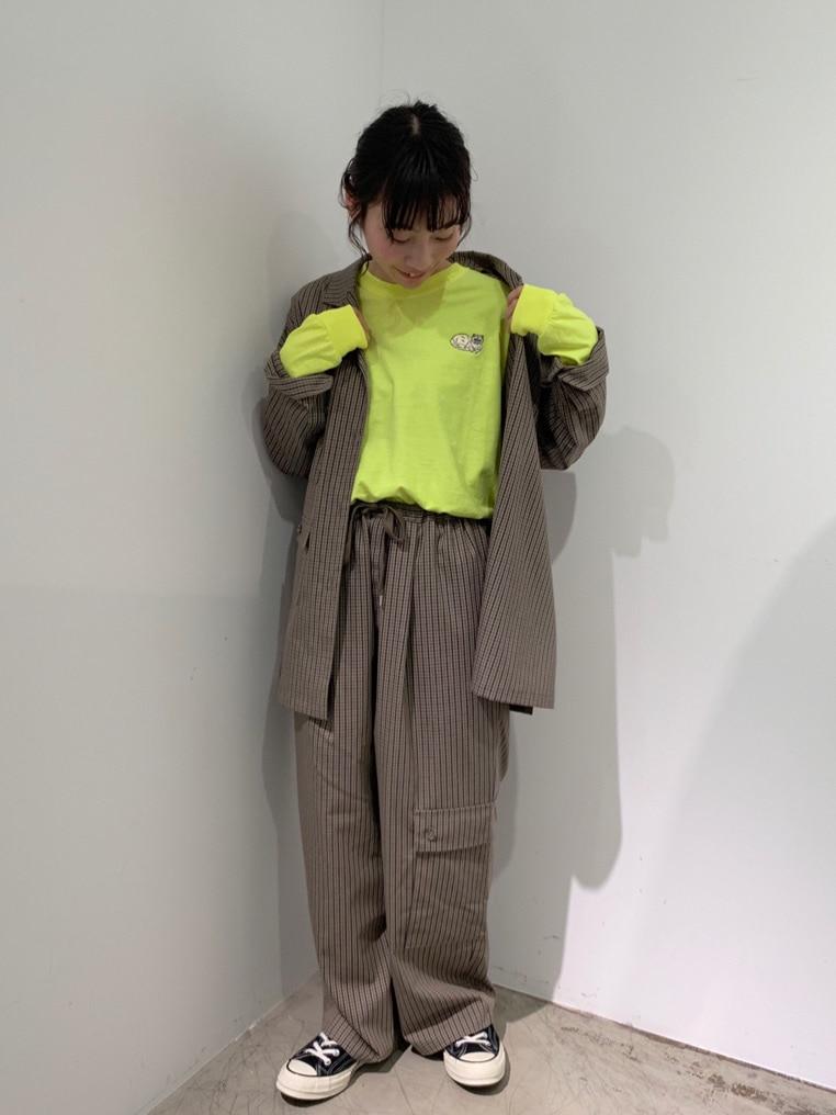 l'atelier du savon 広島パルコ 身長:153cm 2020.02.27