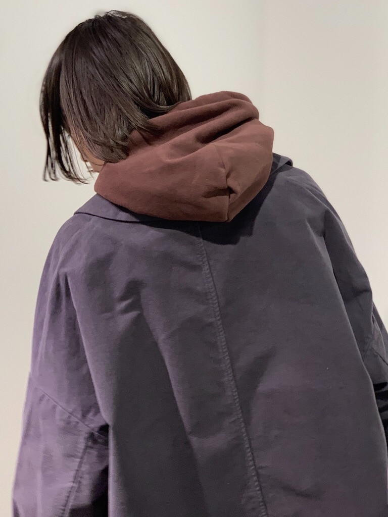 l'atelier du savon 広島パルコ 身長:153cm 2019.10.04