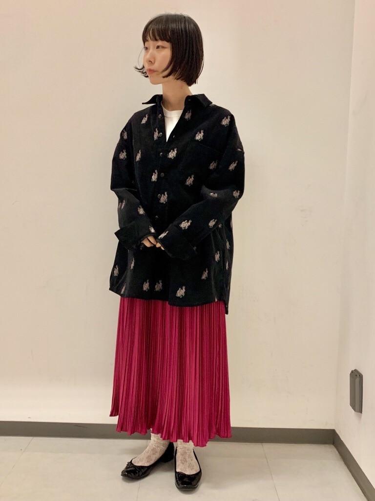 l'atelier du savon 広島パルコ 身長:153cm 2019.09.06