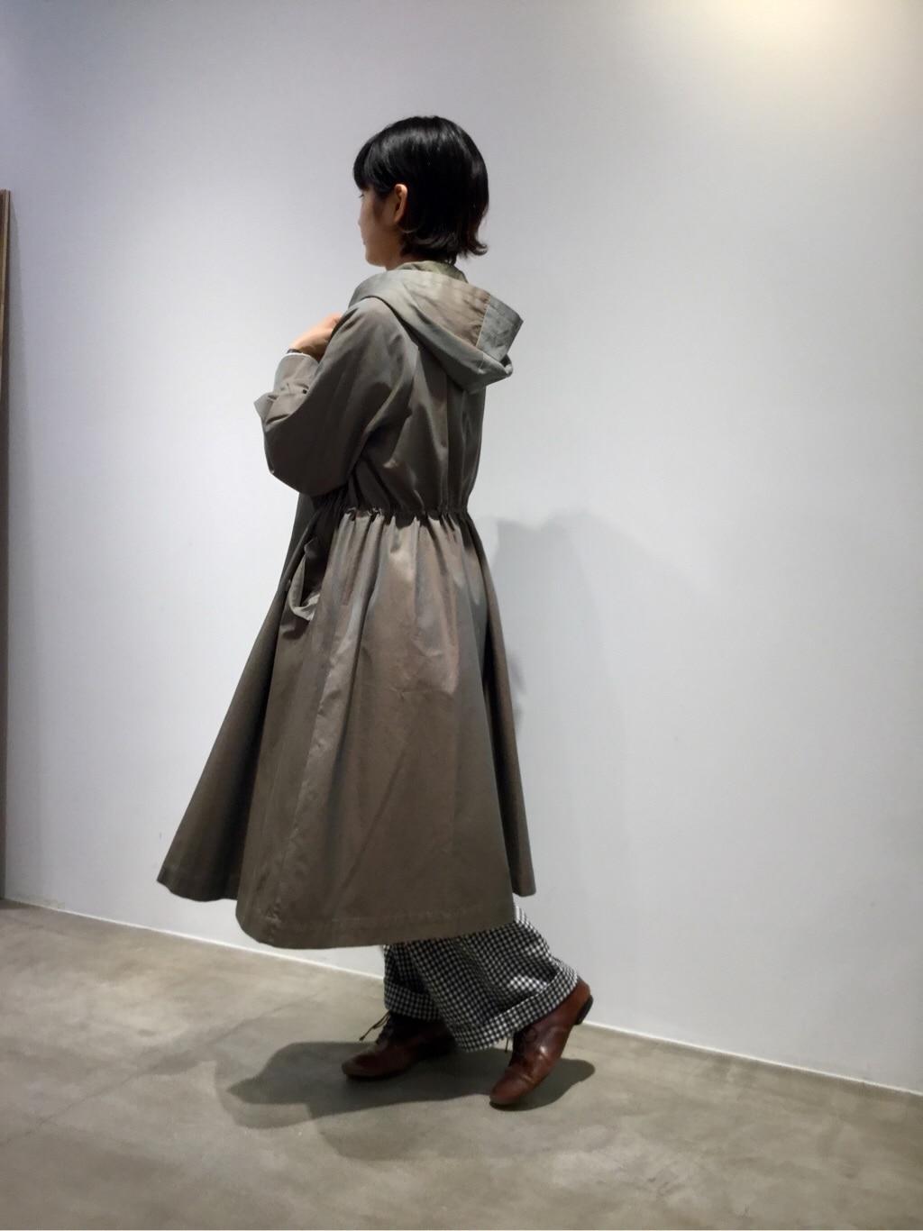 yuni / bulle de savon 京都路面 身長:159cm 2020.09.17
