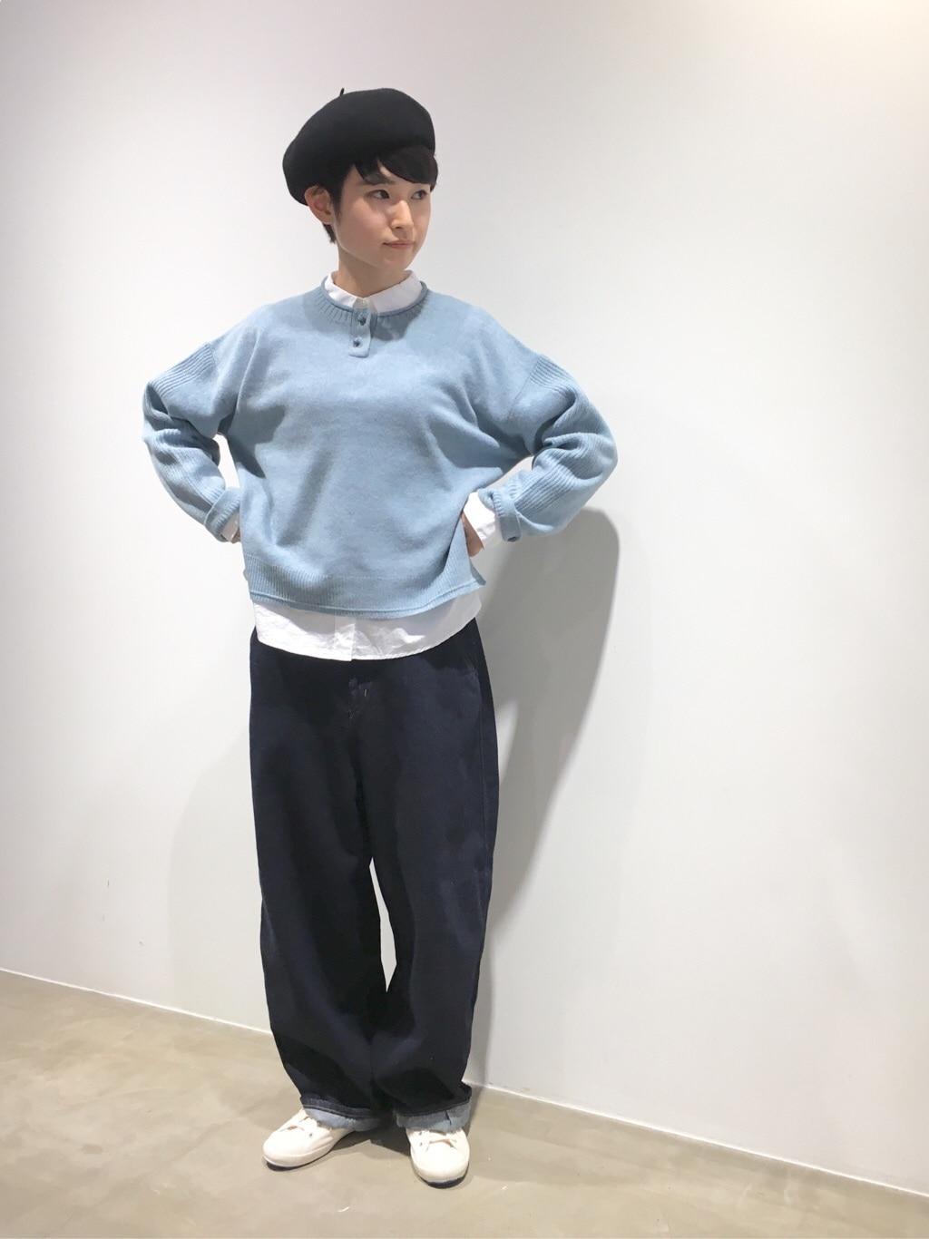 yuni / bulle de savon 京都路面 身長:159cm 2020.09.24